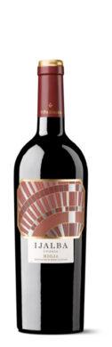 IJALBA  CRIADO CRIANZA tinto-červené 0,75 l 13,81 % Rioja ES