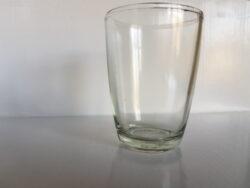 """Sklenice """"Kremžský kříštál"""" retro  -originál stará sklenice od hořčice 0,2 l-Sklenice Kremžský kříštál retro  -originál stará sklenice od hořčice 0,2 l AKCE -pouze 1 ks"""